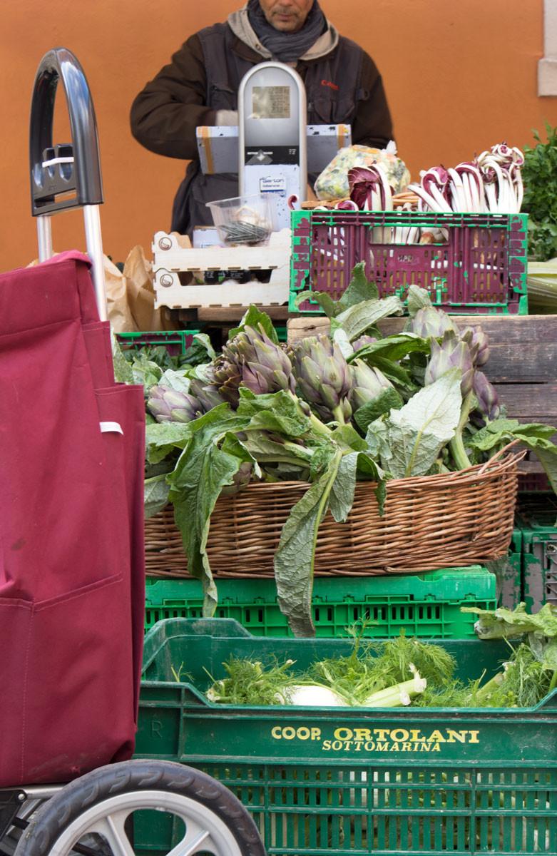Santa Marta Farmers Market | Venice - Italy