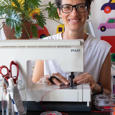 An afternoon with Venetian Designer Raffaella Brunzin
