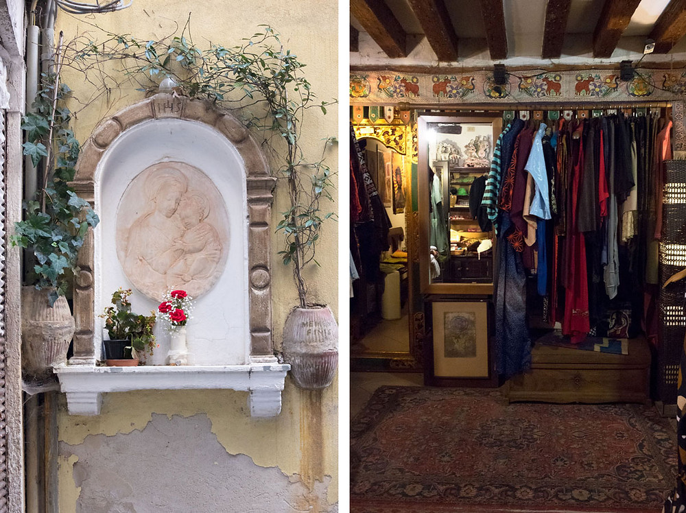 Venice Italy   Best Shopping Guide   Homeware & Clothes