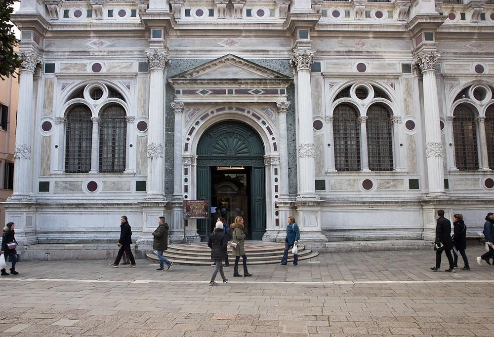 Scuola Grande di San Rocco | Venice - Italy