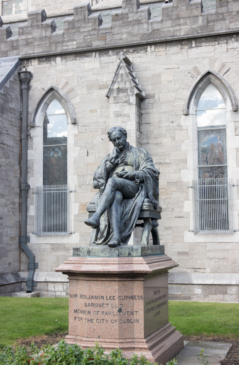 Saint Patrick's Cathedral | Dublin City Travel Guide