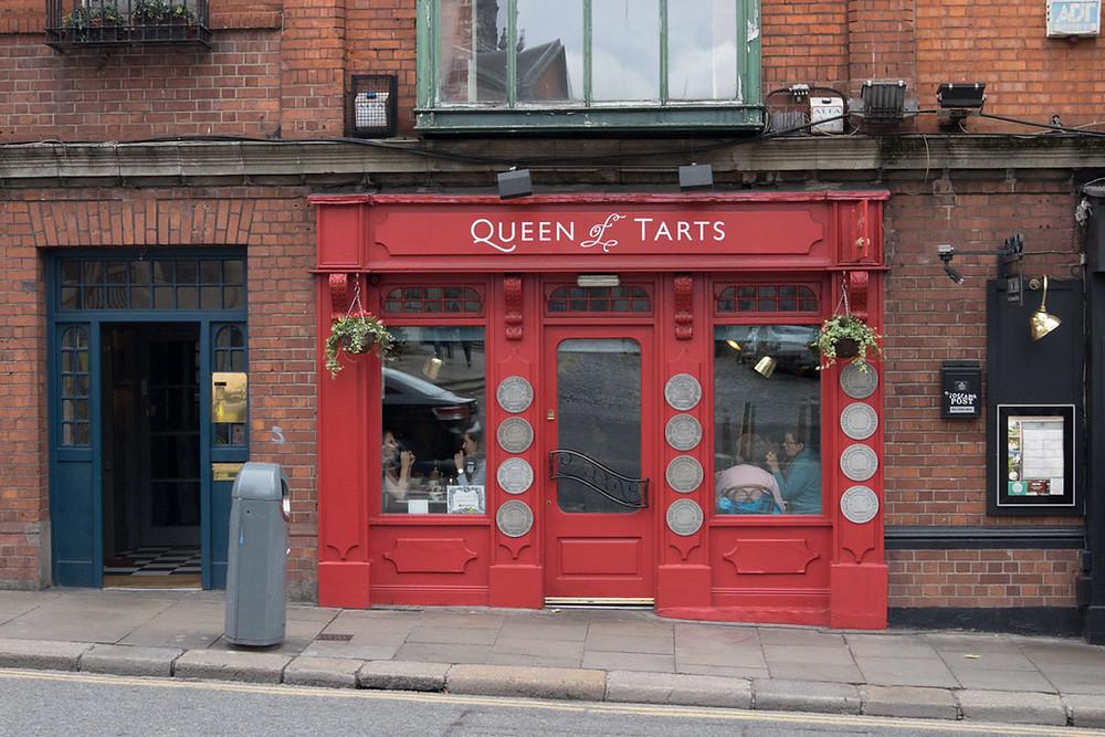 The Queen of Tarts, Dublin