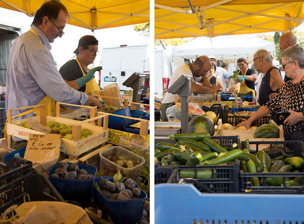 Farmers Market in Venice | Lido Market