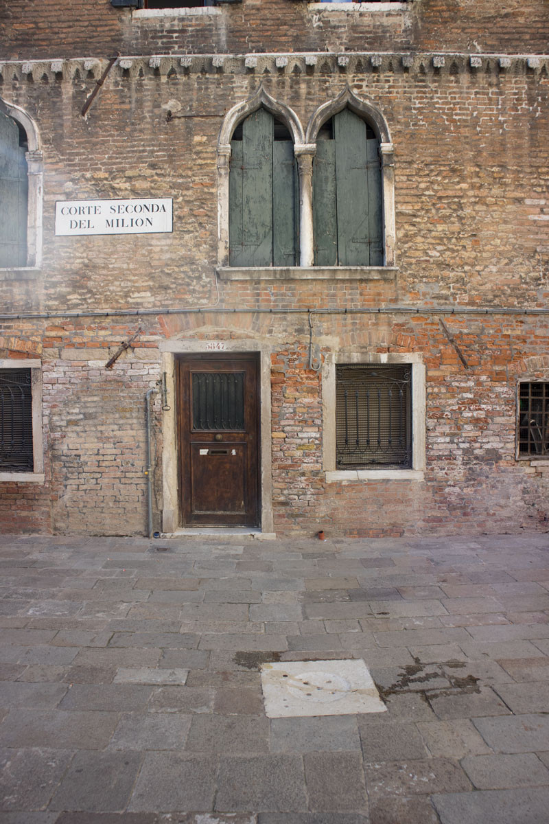 Venice, the spices and a vegetarian rice curry recipe