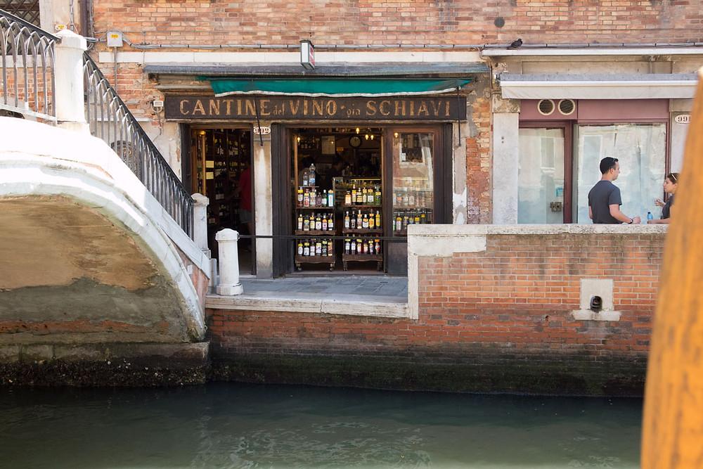 Venetian Cicchetti | Cantine del Vino già Schiavi