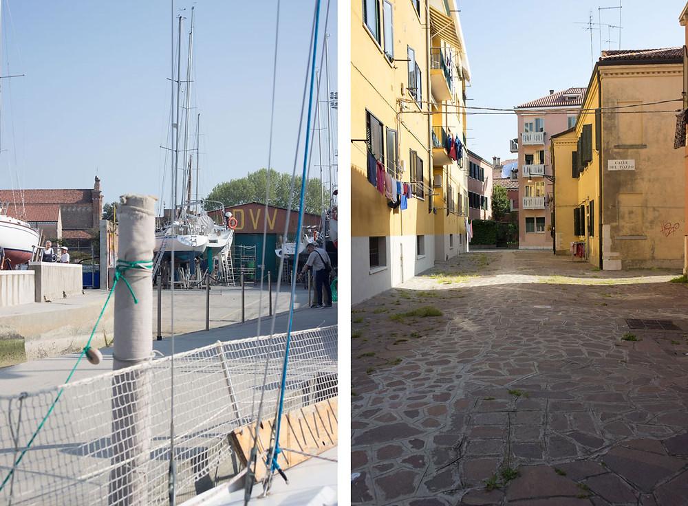 Sant'Elena - Diporto