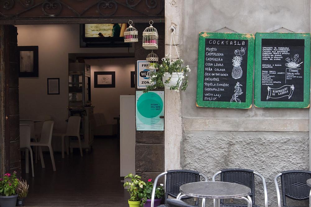 Imagina Cafe   Santa Margherita   Venice - Italy