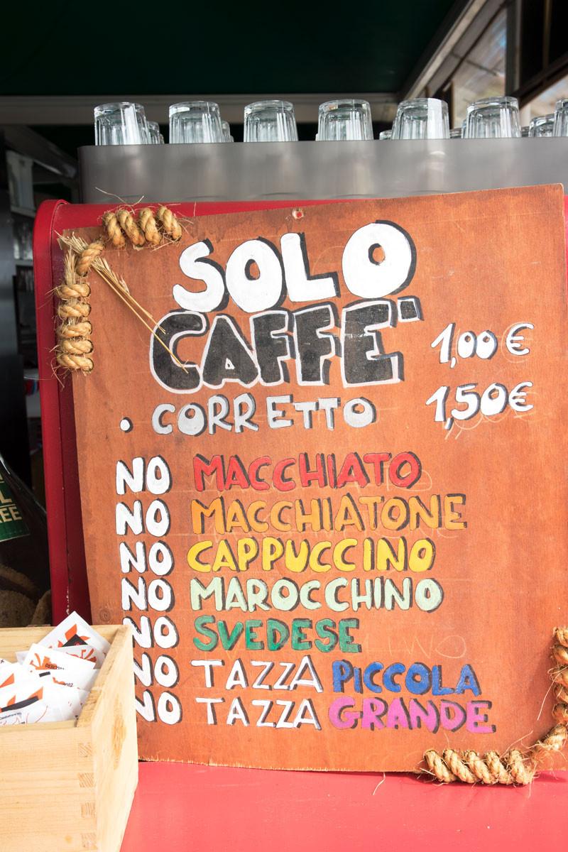 Chiosco Macondo | Best beach bar in Lido | Venice (Italy)