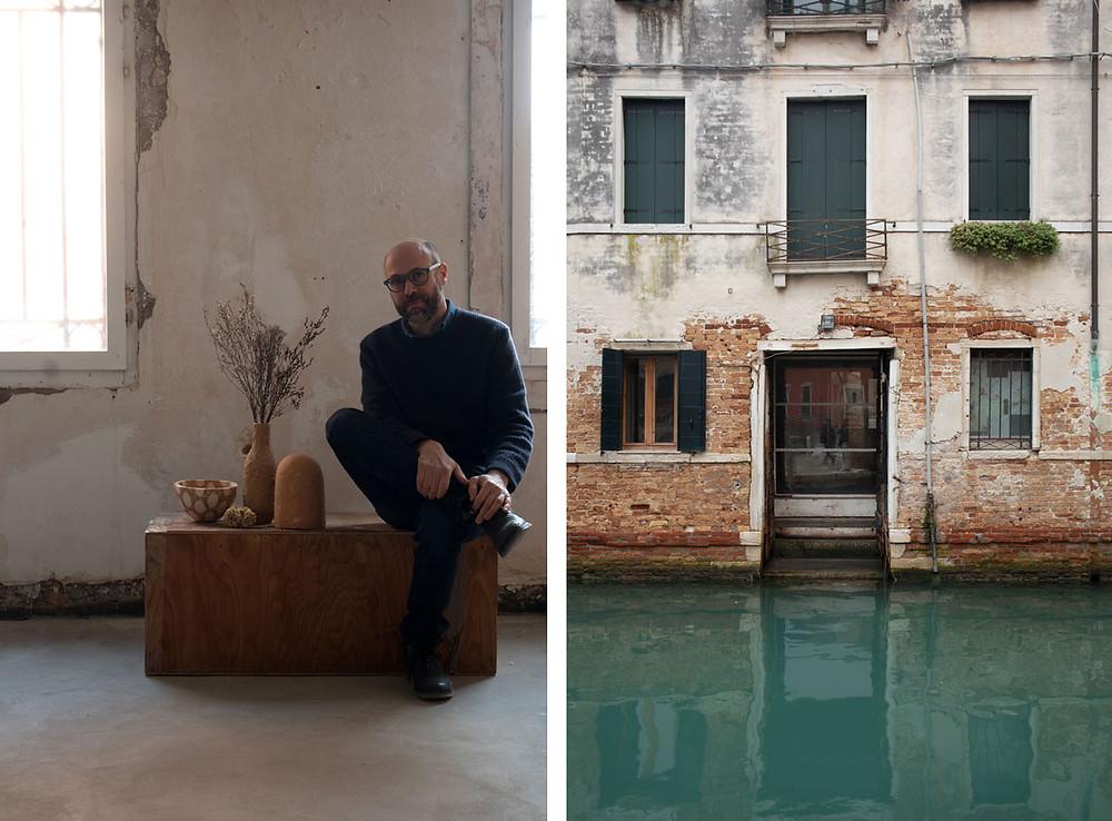 Gaetano di Gregorio - architect and designer based in Venice