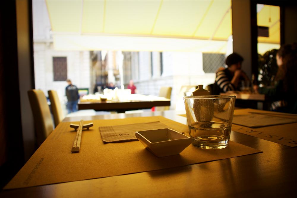 Basara sushi restaurant, Venice