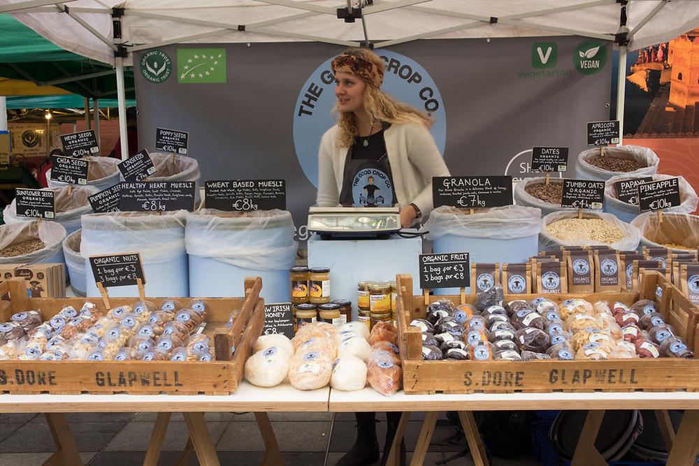 Temple Bar Food Market | Dublin City Travel Guide