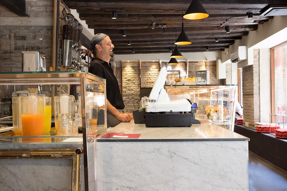 Caffè Dolcevita | Venice, Italy | Dorsoduro
