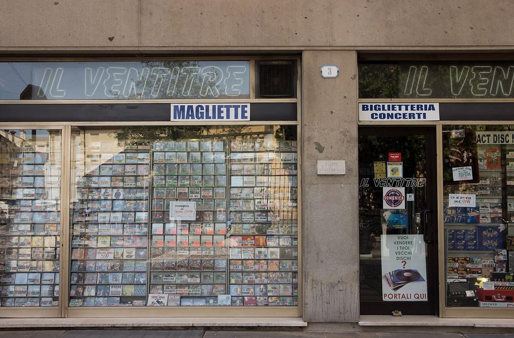 Il Ventitre, Padova | CD and Record Shop