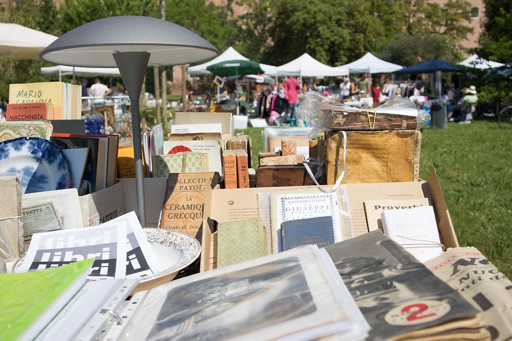 Flea Market | San Nicolò | Lido of Venice