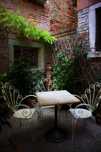 Japanese garden in Venice (Italy)
