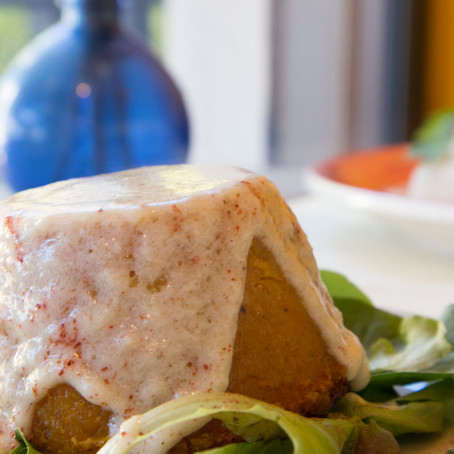Vegan and vegetarian bistrot in Lido: Bio Sound System