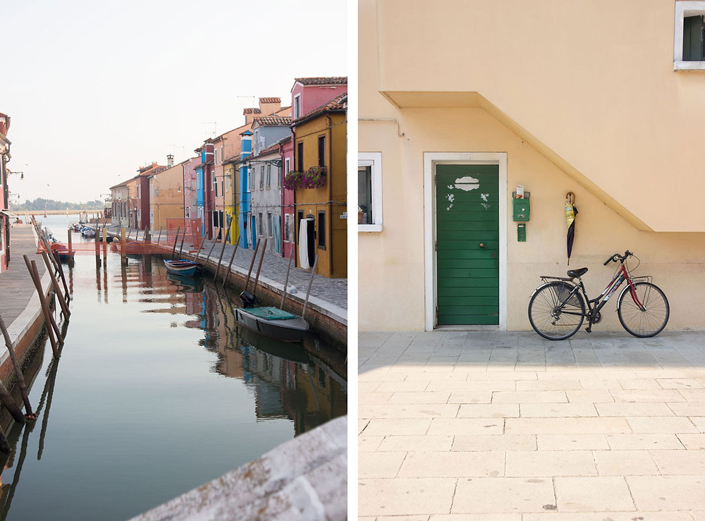 Burano and Mazzorbo