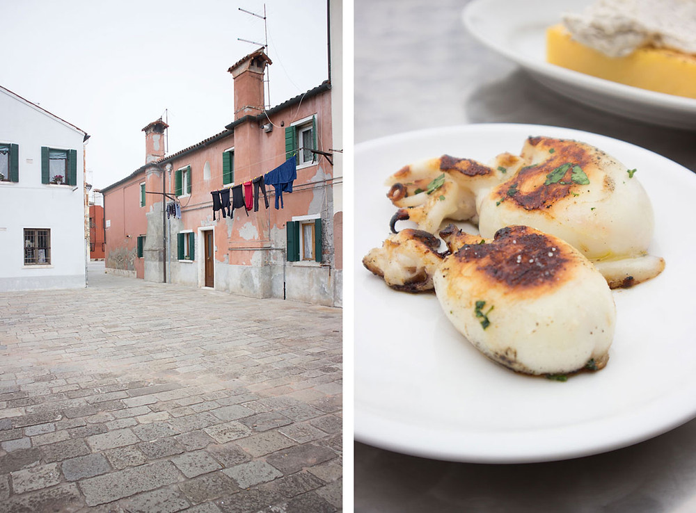 Trattoria Scarso - Malamocco | Eating on the Lido of Venice