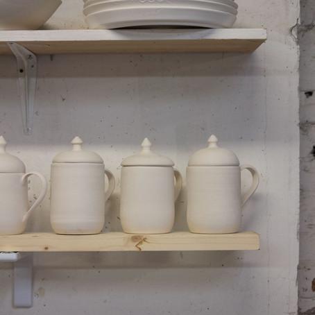 Venice, the Acqua Alta and a visit to ADL Ceramics