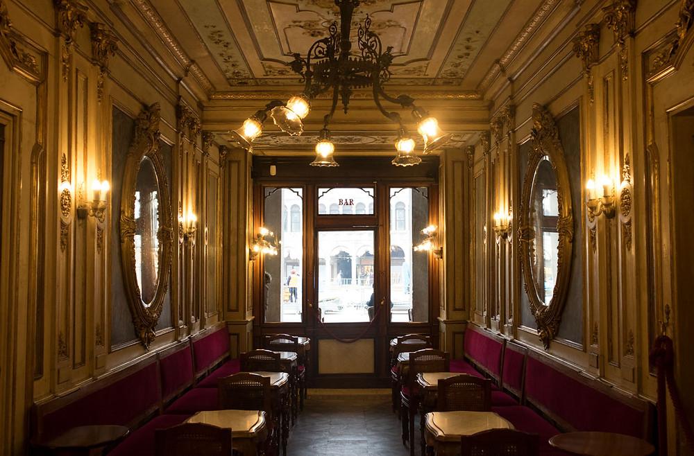 Caffè Florian | Venice - Italy | Piazza San Marco
