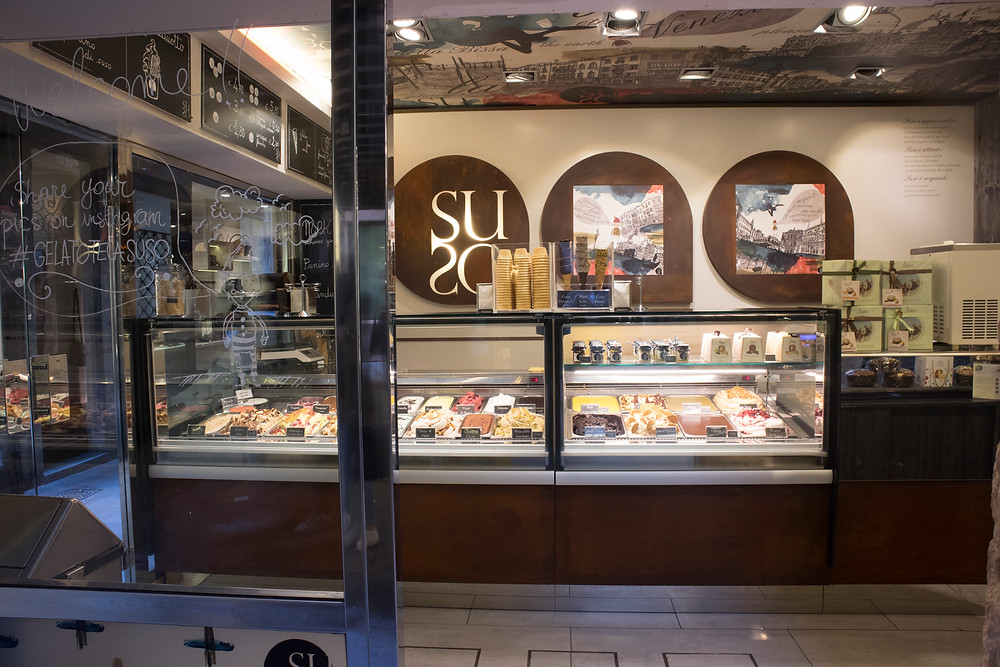 Best Ice-Cream in Venice - Italy | Gelateria Suso