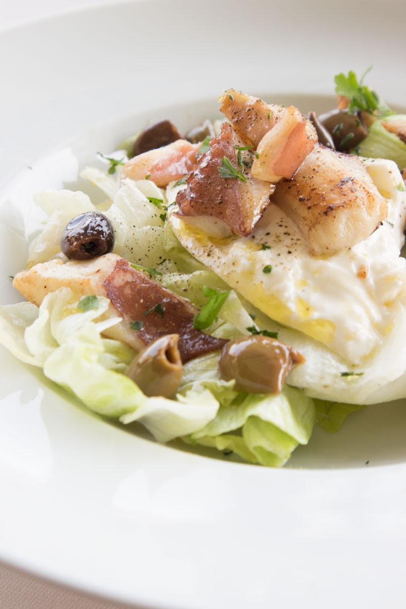 Octopus salad | Trattoria Altanella | Giudecca (Venice)