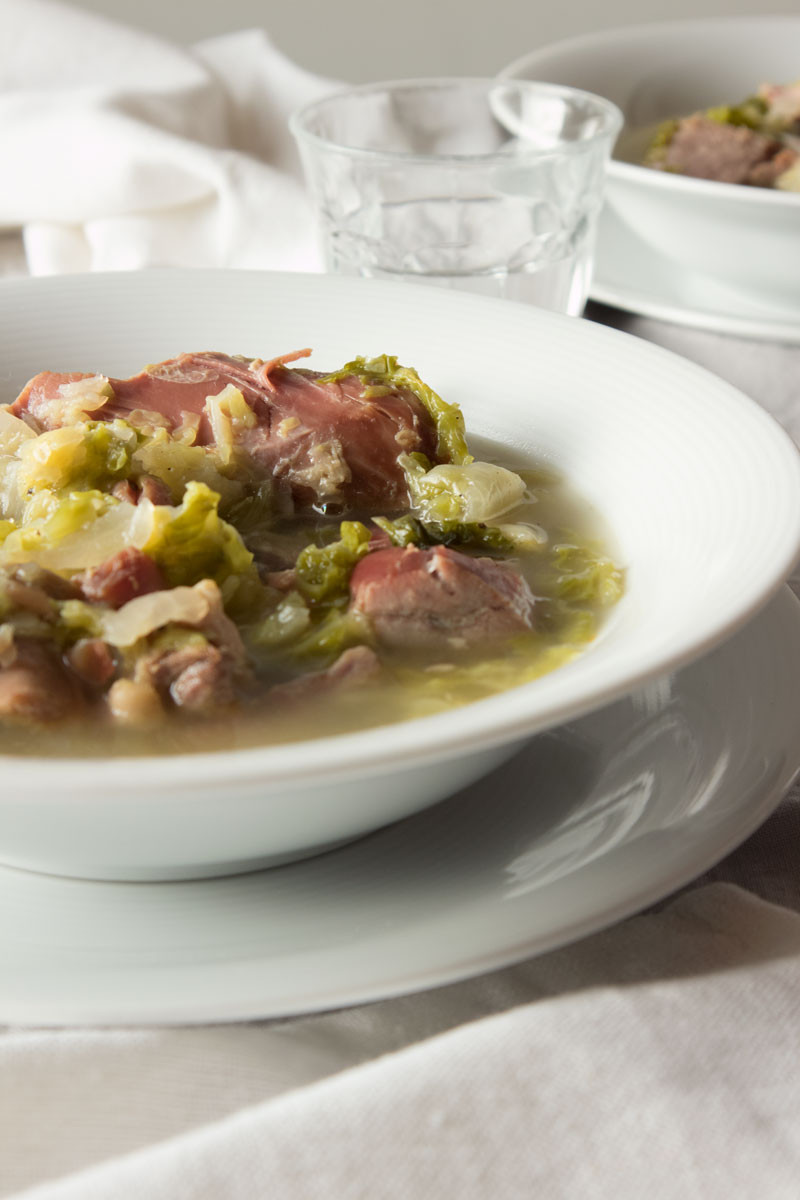Castradina recipe