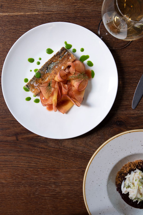 Grilled Eel with Peach - CoVino