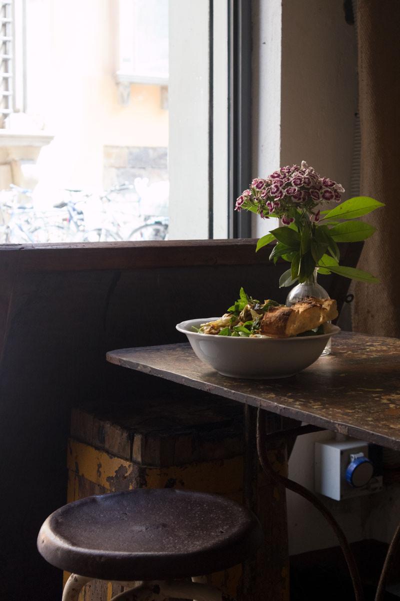 Best Food in Florence (Italy) | S.forno in Via Santa Monaca