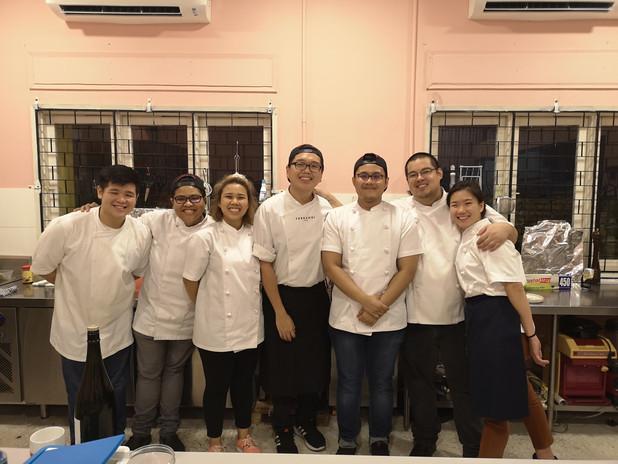 Most Amazing Service Crew