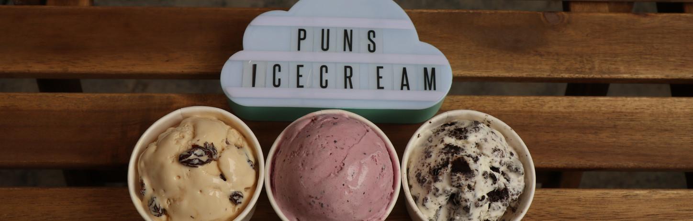 Pun's Ice Cream