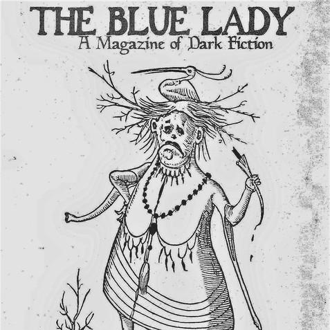 The Blue Lady magazine