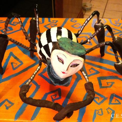 Ms. Spider