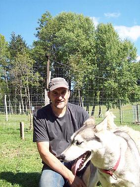 Fabrice TALVAT musher professionnel