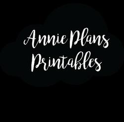 AnniePlansPrintables