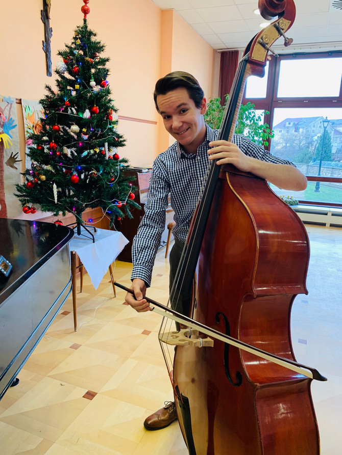 Charity Double Bass Recital