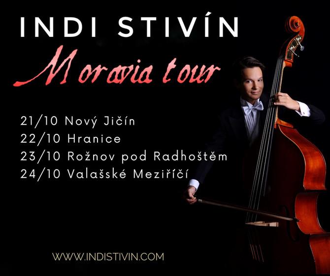 Moravské turné 2019