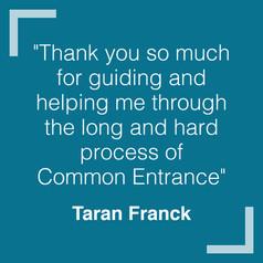 Taran Franck