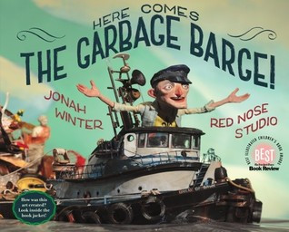 Bedtime Story: Here Comes the Garbage Barge