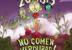 Bedtime Story: Zombies Don't Eat Veggies!