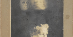 Mysterious Objects: Estella Rust's Spirit Photograph