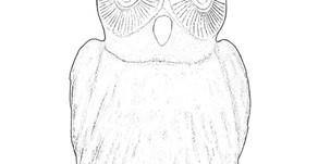"""Coloring Pages: """"Smoky"""" Style"""