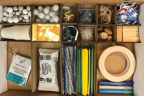 Makerspace Box- Winter Edition