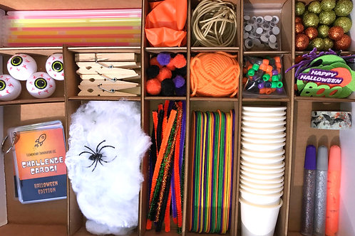 Makerspace in a Box- Halloween Edition