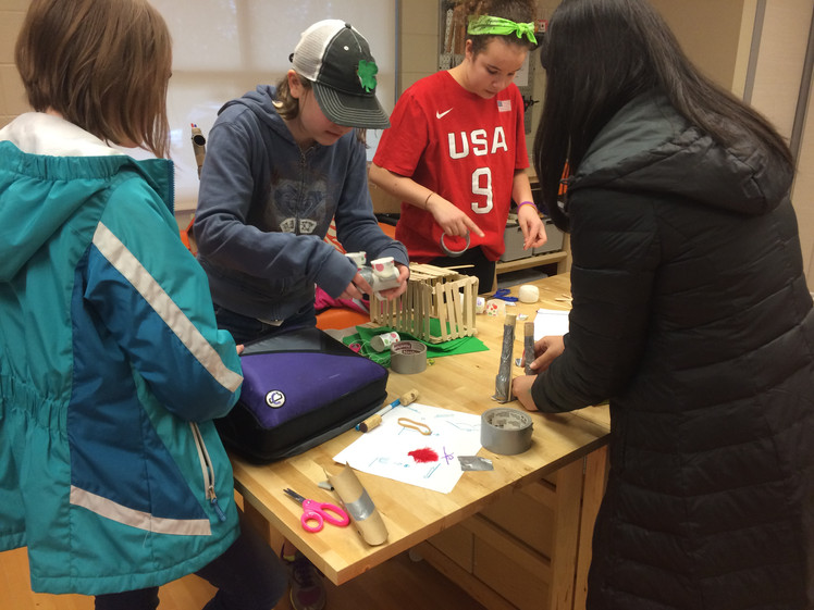 Rube Goldberg Leprechaun Traps