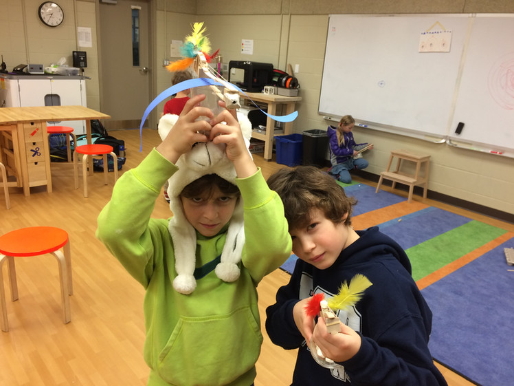 Marshmallow Launchers