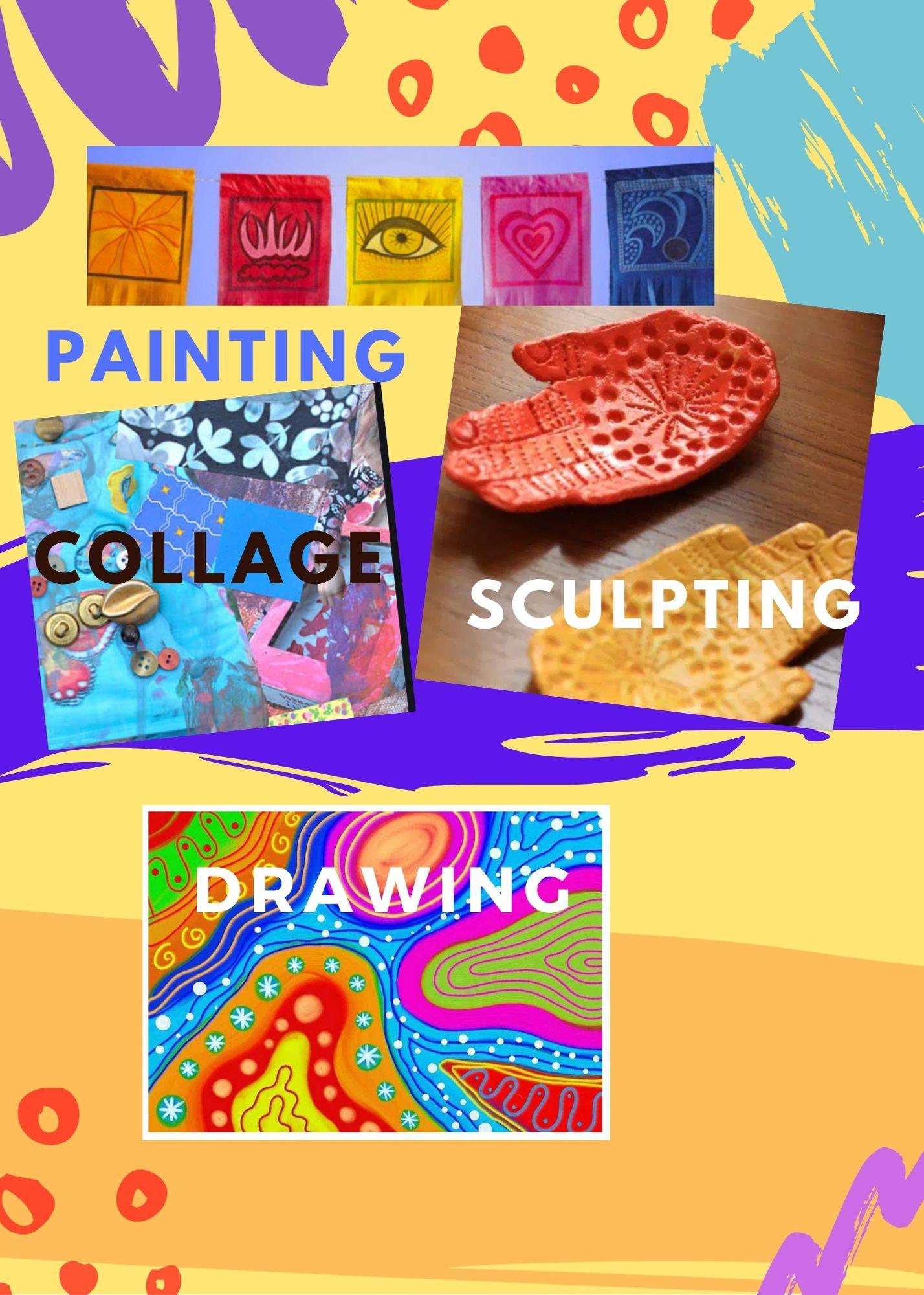 Summer Art Camp: Personal Inspiration
