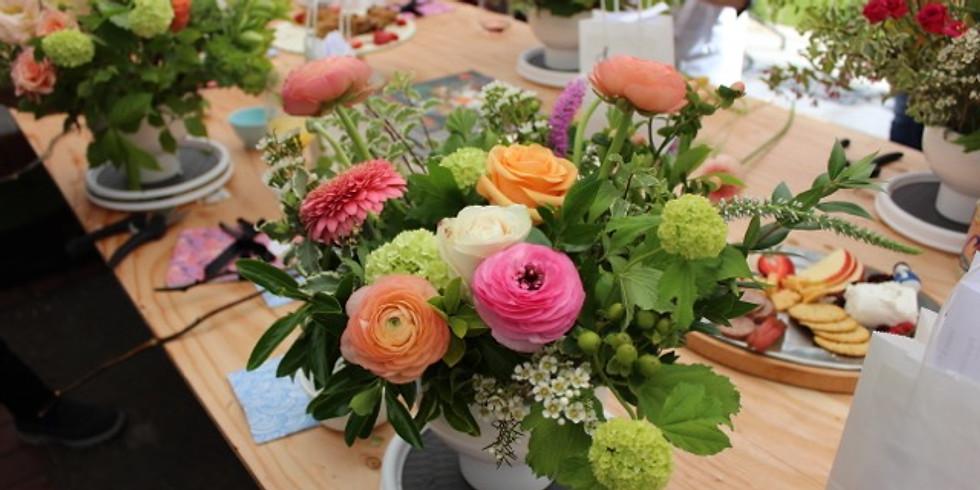 Spring Floral Workshop