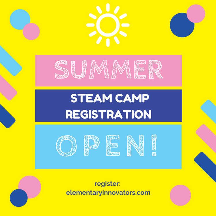 Summer Camp Registration Open!