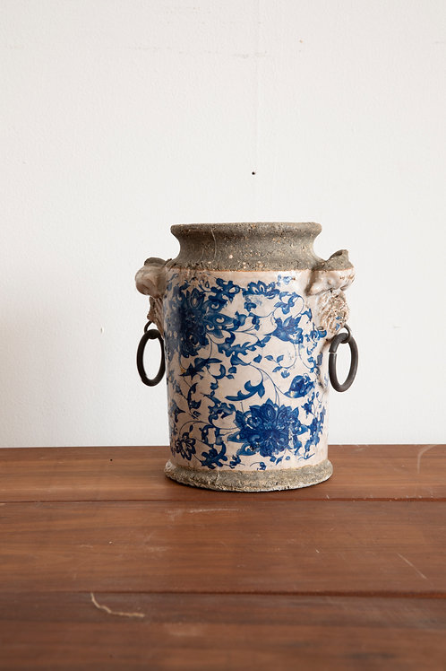 Delft Hand-painted Vase